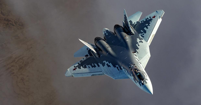 Su-57 Stealth Fighter: News #7 - Page 39 Sukhoi%2BSu-57%2BFighter%2BJet