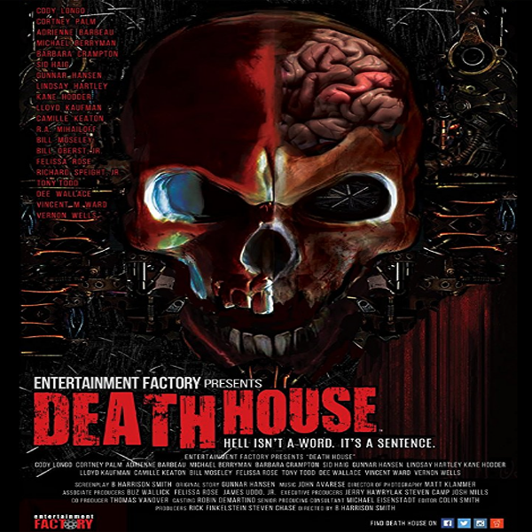 Death House, Death House Synopsis, Death House Trailer, Death House Review, Poster Death House
