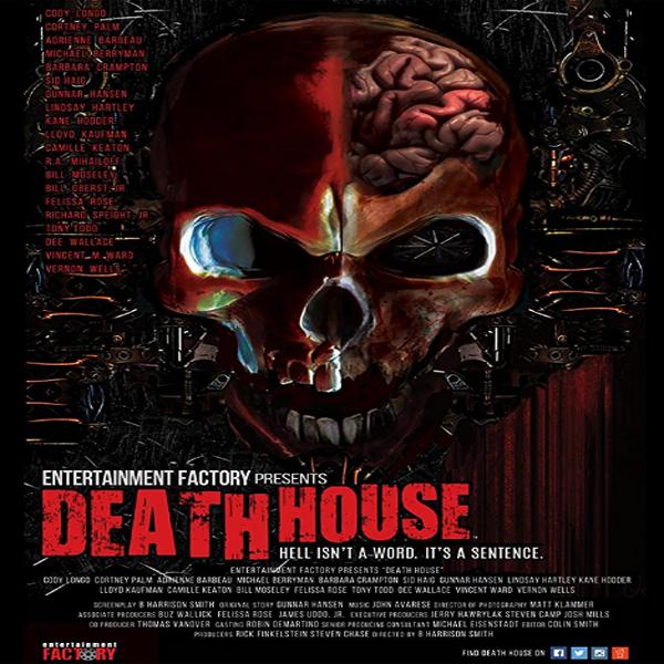 Death House, Death House Synopsis, Death House Trailer, Death House Review, Poster Death House