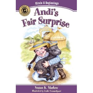 chapter book, andi's fair surprise