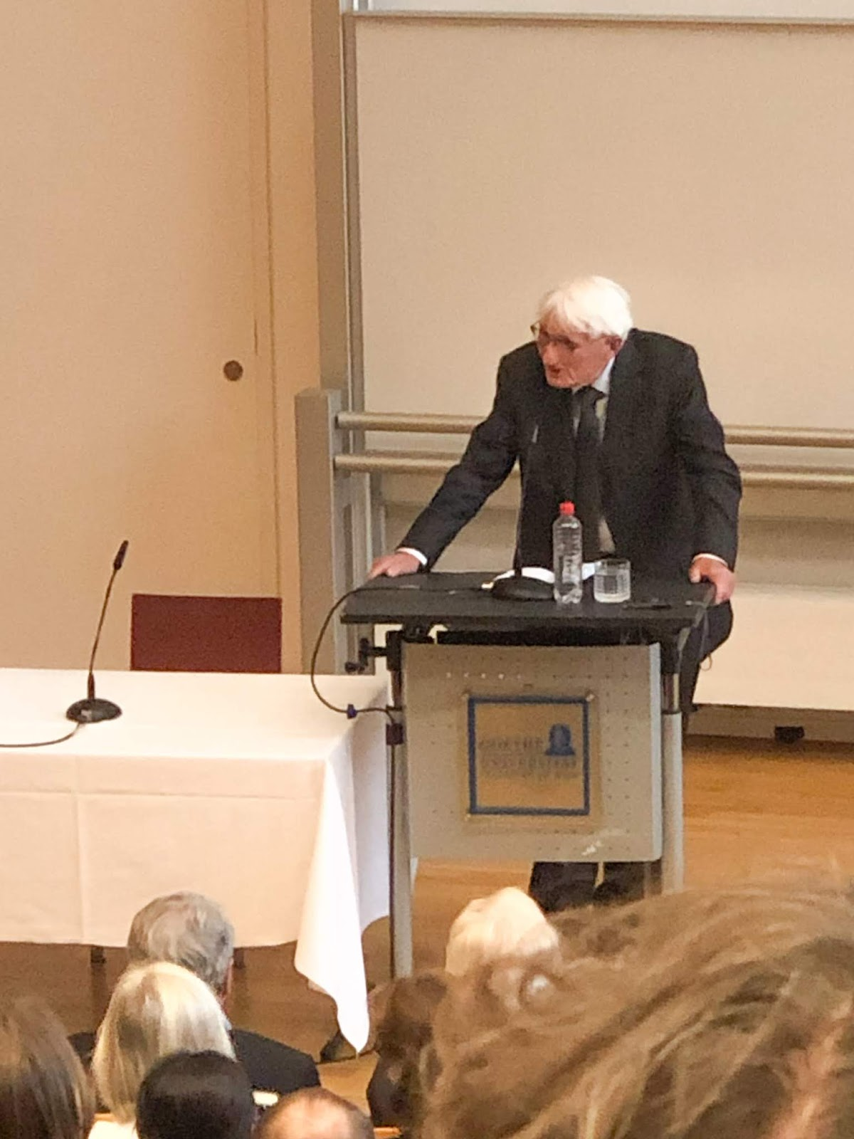 Political Theory - Habermas and Rawls: June 2019
