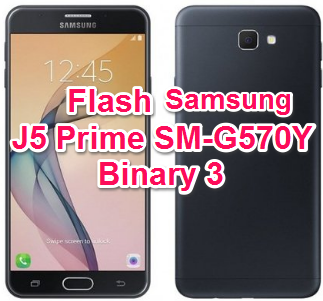 Flash Samsung J5 Prime SM-G570Y Binary 3