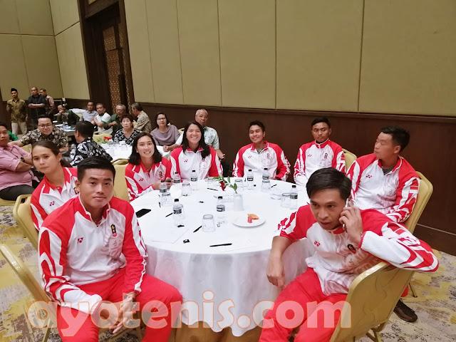 Sea Games: Atlet Tenis asal Jatim makin bersemangat usai dapat motivasi Gubernur Khofifah