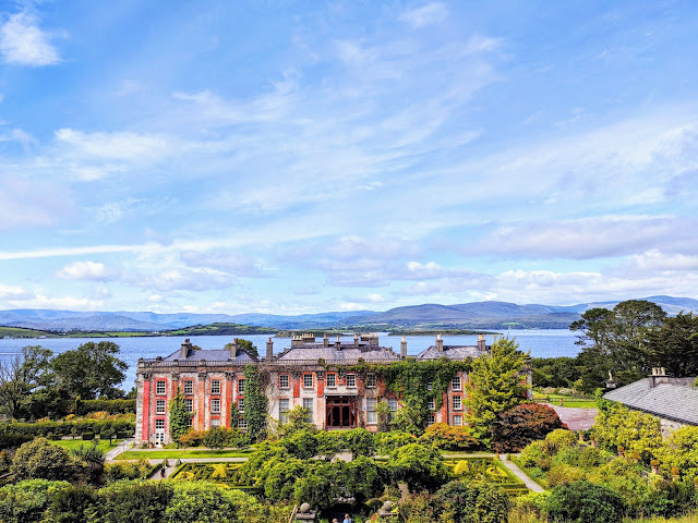 West Cork Ireland - Bantry House and Gardens