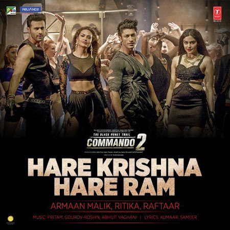 Hare Krishna Hare Ram - Commando 2 (2017)