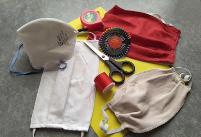 DIY: ochranné rúško so sedliackym rozumom a troškou vedy