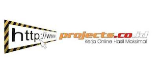 Situs Kerja Online Projects.co.id