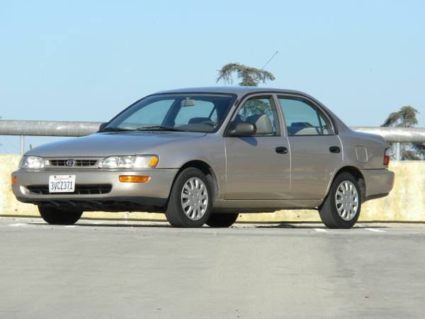 Curry's auto sales 1997 toyota corolla.