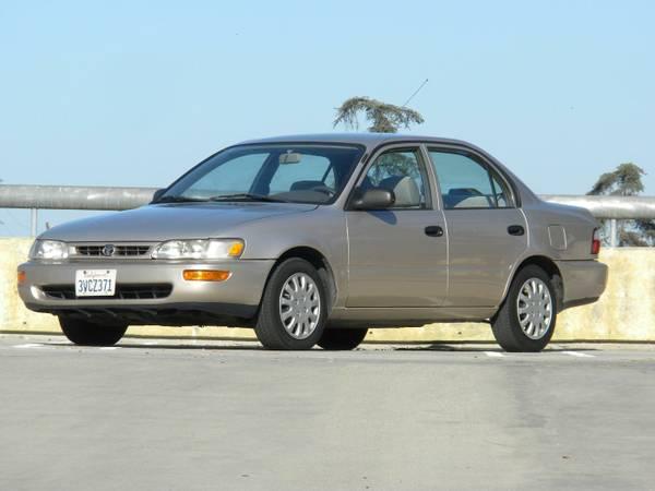 Curry's auto sales 1997 toyota corolla.