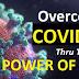 Overcome COVID-19 Pandemic Thru the Power of Faith