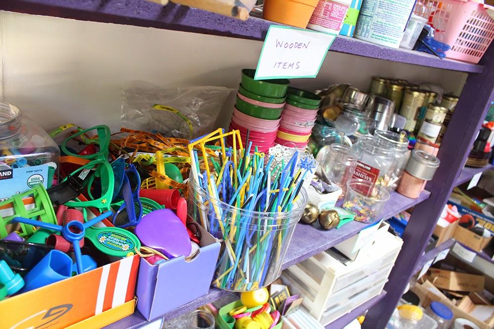 The Art in Recycling | Oak Grove School