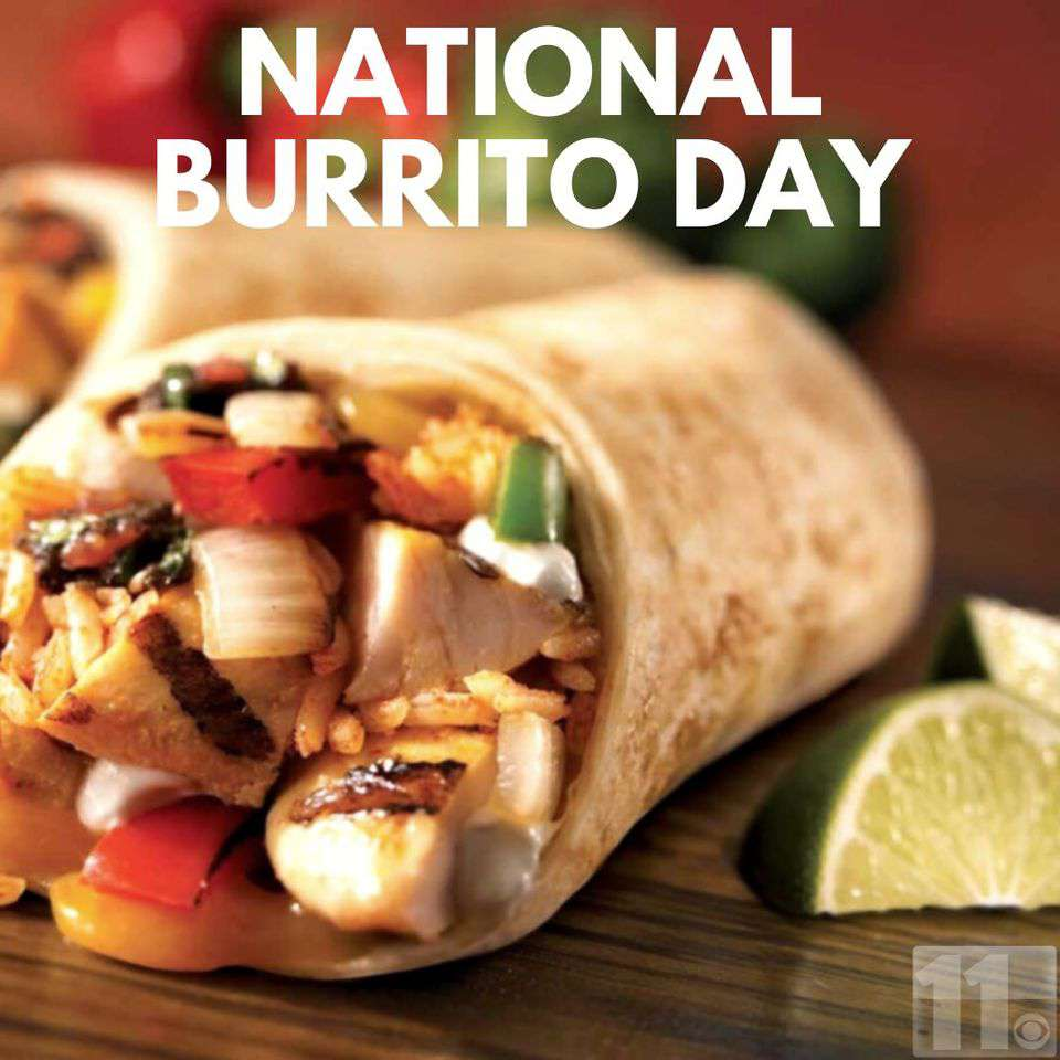 National Burrito Day Wishes Images