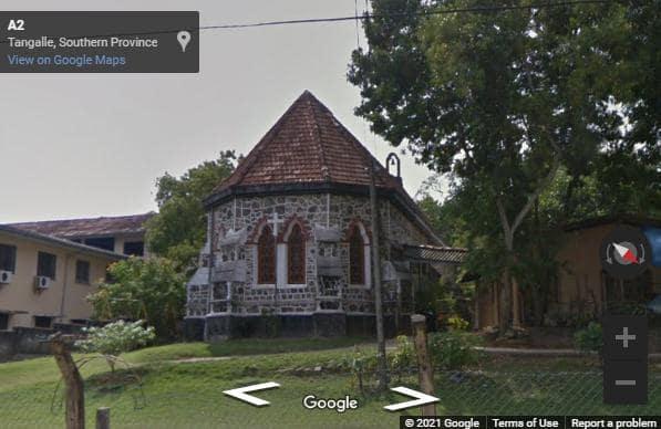 Methodist Church, Tangalle