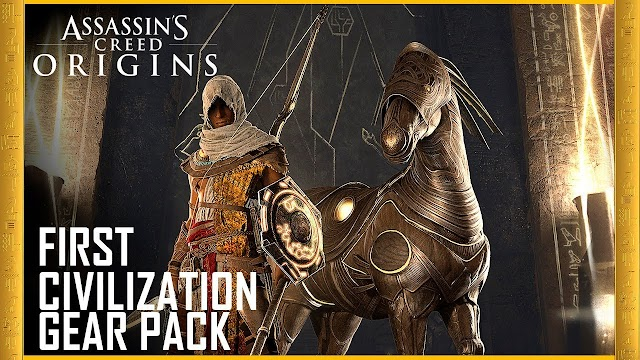 Assassin's Creed: Origins First Civilization Pack