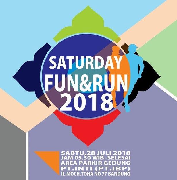 Saturday Fun & Run • 2018
