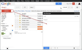 What are To, CC, BCC in Gmail?