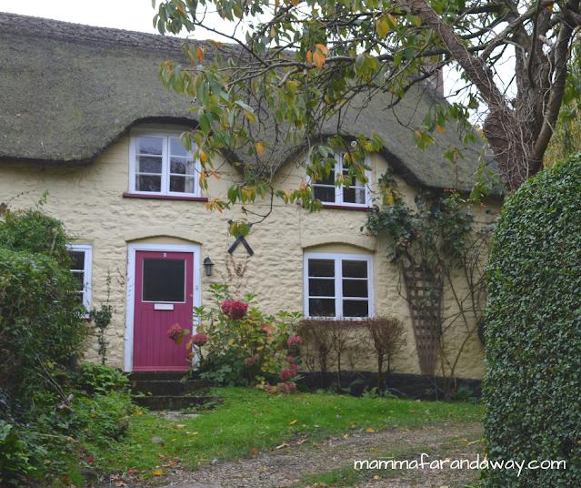 cottage inghilterra
