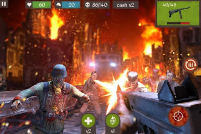 Free Download Zombie Call: Trigger Shooter Apk v1.3 (Mod Money/Ad-Free)