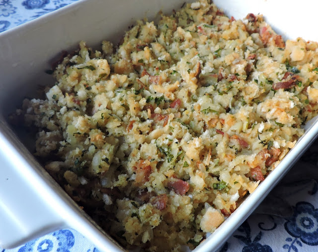 Mary Berry's Sage & Onion Stuffing