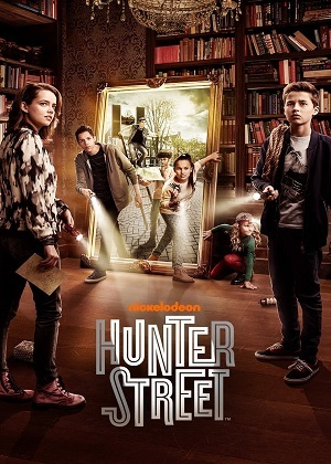 Hunter Street Séries Torrent Download capa