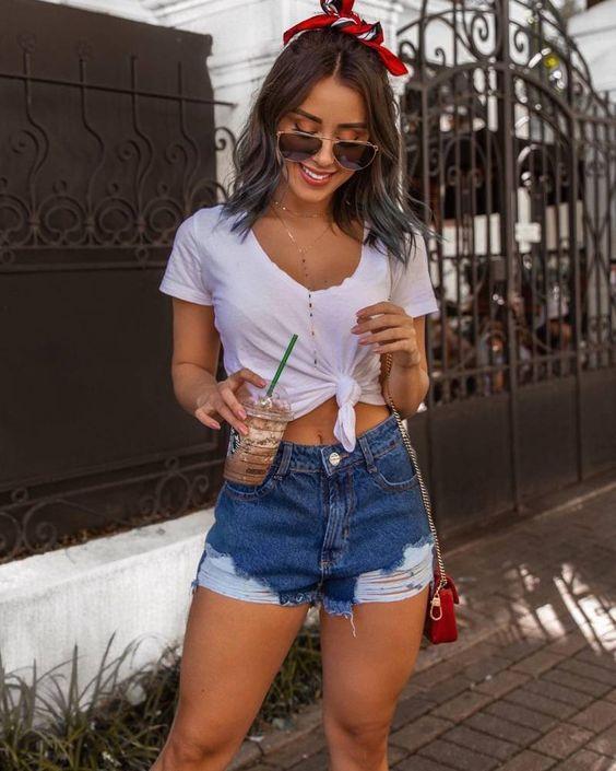 Looks tumblr feminino para copiar nesse verão