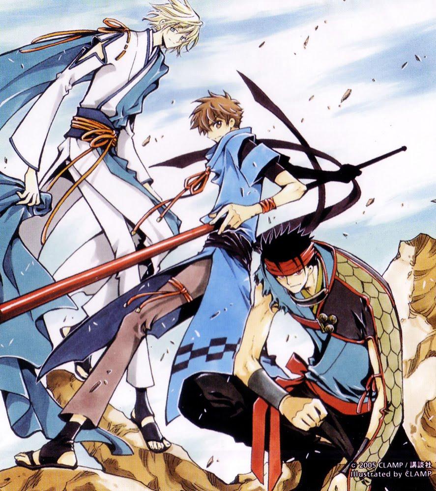 Tsubasa Reservoir Chronicle Forgotten: Anime! ^.^: Tsubasa Reservoir Chronicles