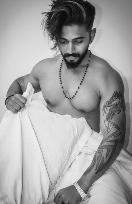 Kushal Jain BookMyCast Models Number 3019 ADV Casting Agency ALL INDIA