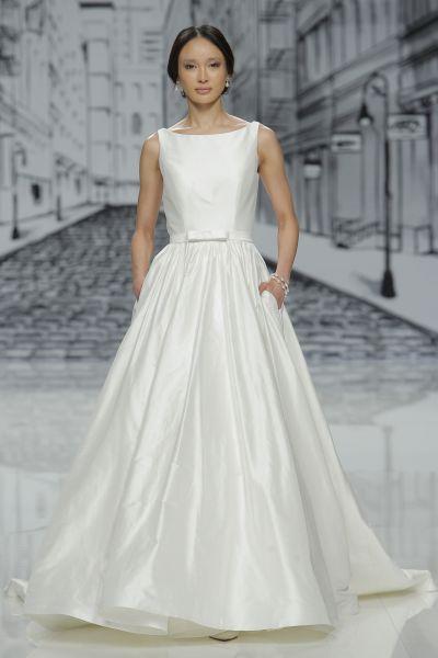 Vestidos de Novia con Lazos | Colección 2017
