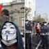"""Anonymous sobre marchas contra Manuel Merino: """"Policía, respete las vidas humanas"""""""