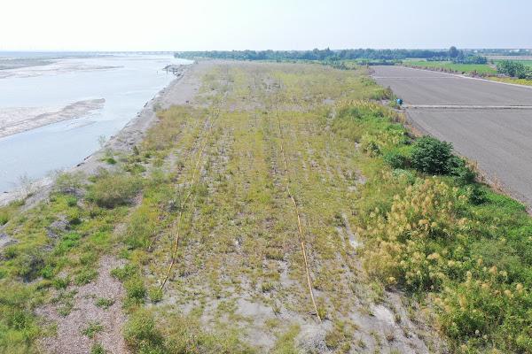 彰化環保局葡萄藤枝再利用 有效去化及抑制揚塵