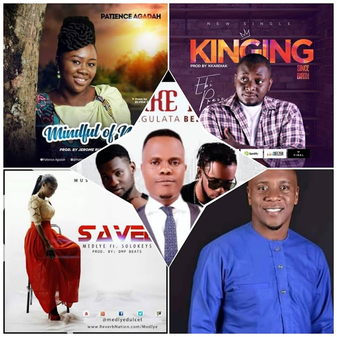 Bayelsa Top 5 Trending Gospel Song | week 2 Count Down.