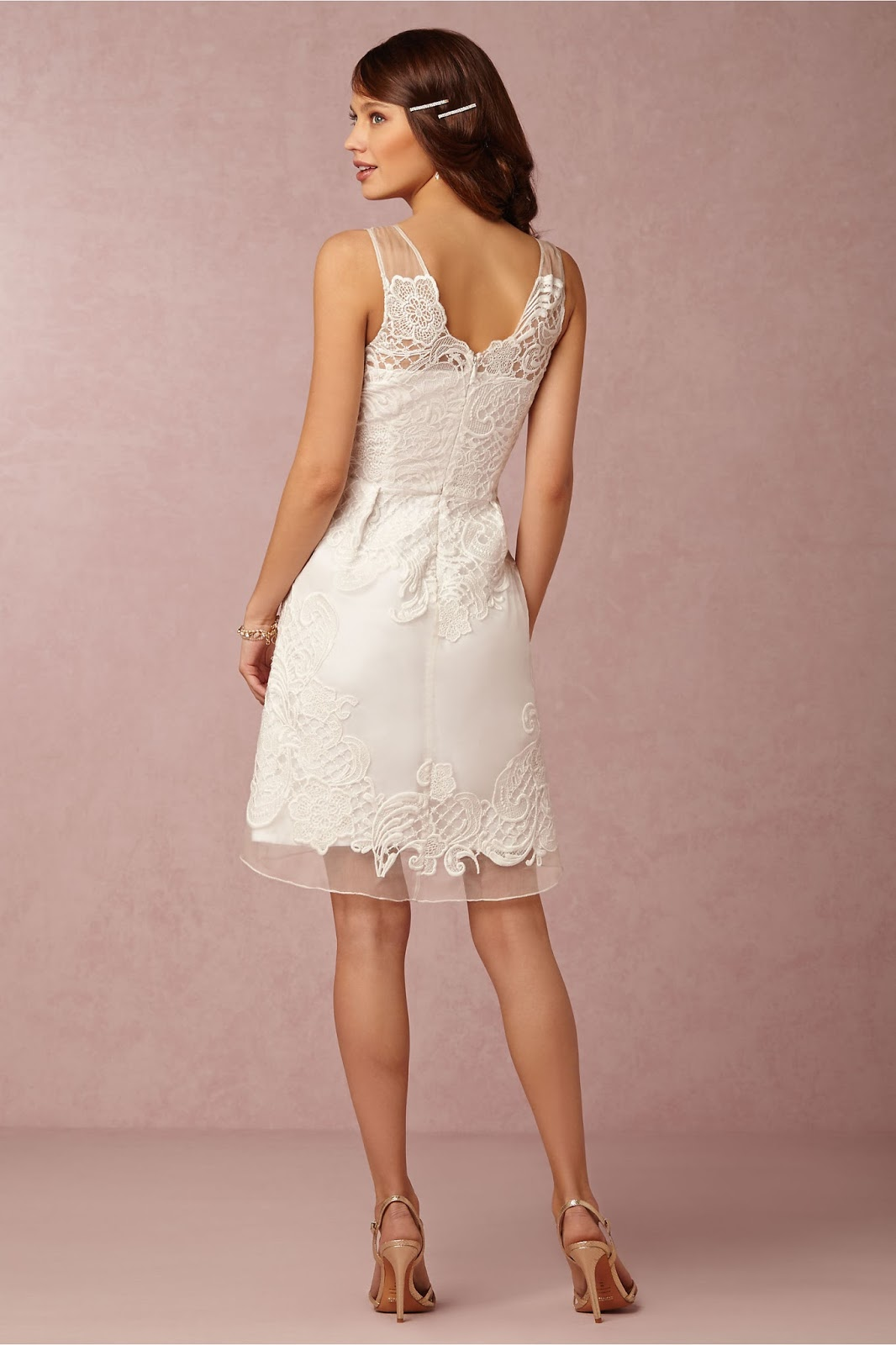 Short Wedding Dresses For Second Marriages