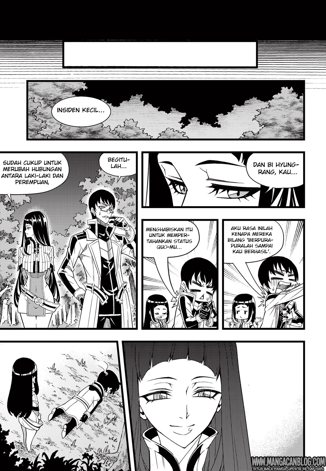 Dilarang COPAS - situs resmi www.mangacanblog.com - Komik witch hunter 168 - chapter 168 169 Indonesia witch hunter 168 - chapter 168 Terbaru 6|Baca Manga Komik Indonesia|Mangacan