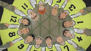 ハイキュー!! アニメ 2期10話 烏野高校排球部 | HAIKYU!! 梟谷学園グループ 合同合宿