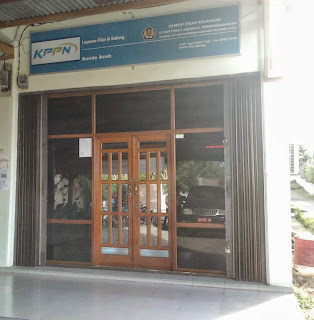Unit Layanan Filial KPPN Banda Aceh di Sabang