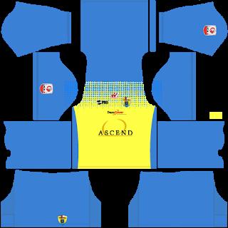 Persikad Depok United Kits DLS