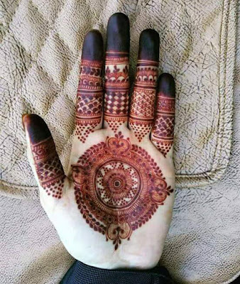 Mehndi Design Image