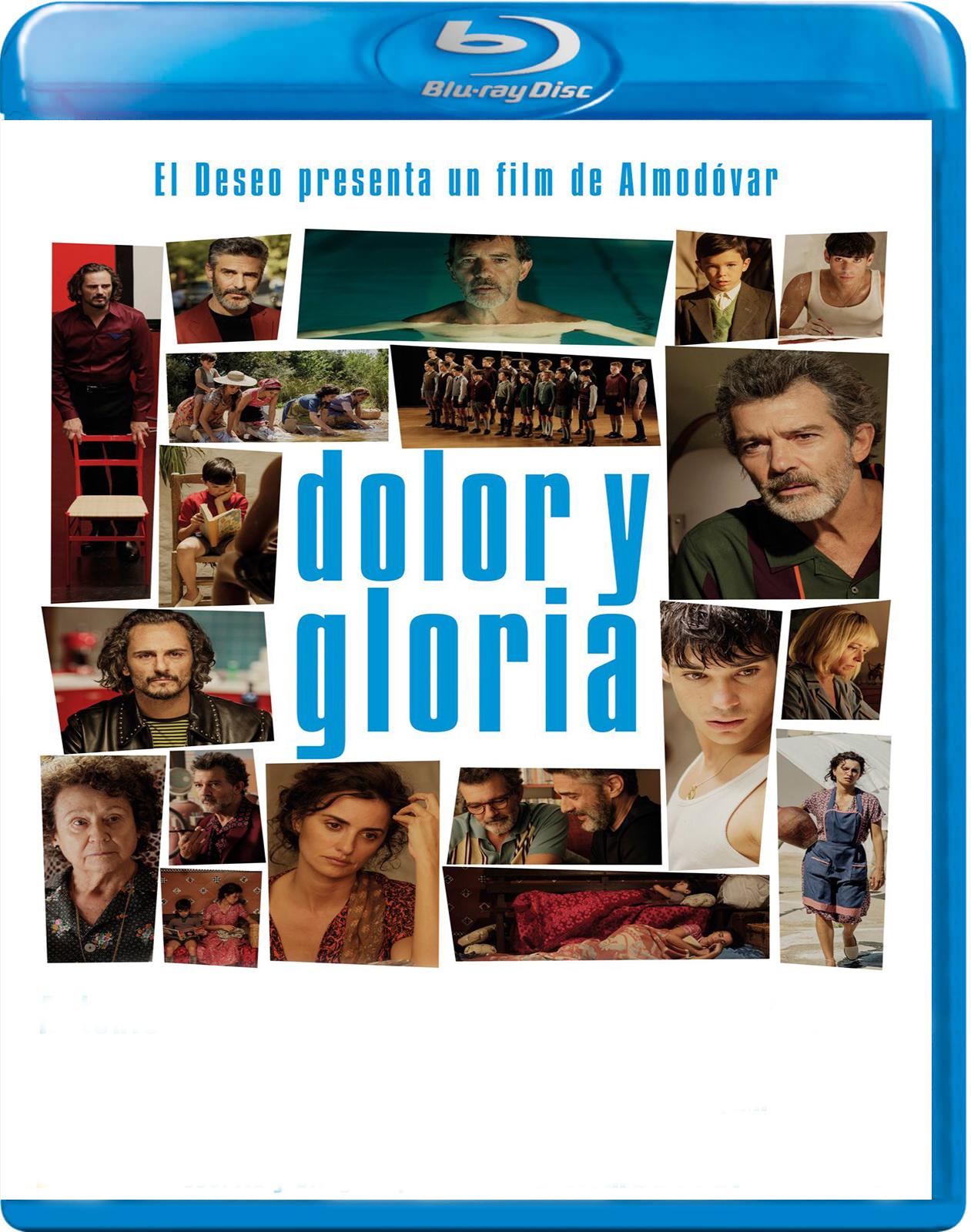 Dolor y gloria [2019] [BD25] [Español]