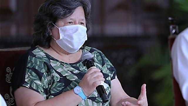 La ministra del Midis, Ariela Luna