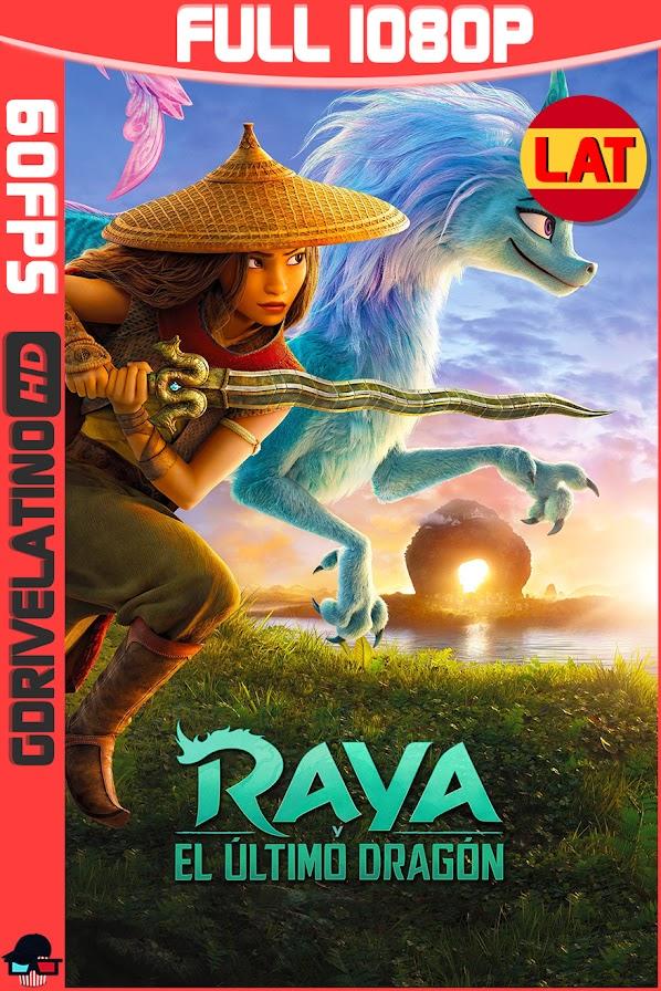 Raya y el Ultimo Dragón (2021) BDRip 1080p (60fps) Latino-Ingles MKV