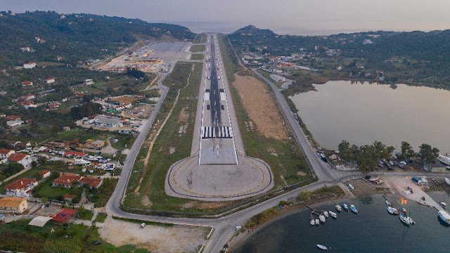 PrivateFly: Tο αεροδρόμιο της Σκιάθου στη λίστα με τα πιο Θεαματικά της Ευρώπης