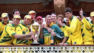 Australia vs Pakistan ICC Cricket World Cup Final 1999 Highlights
