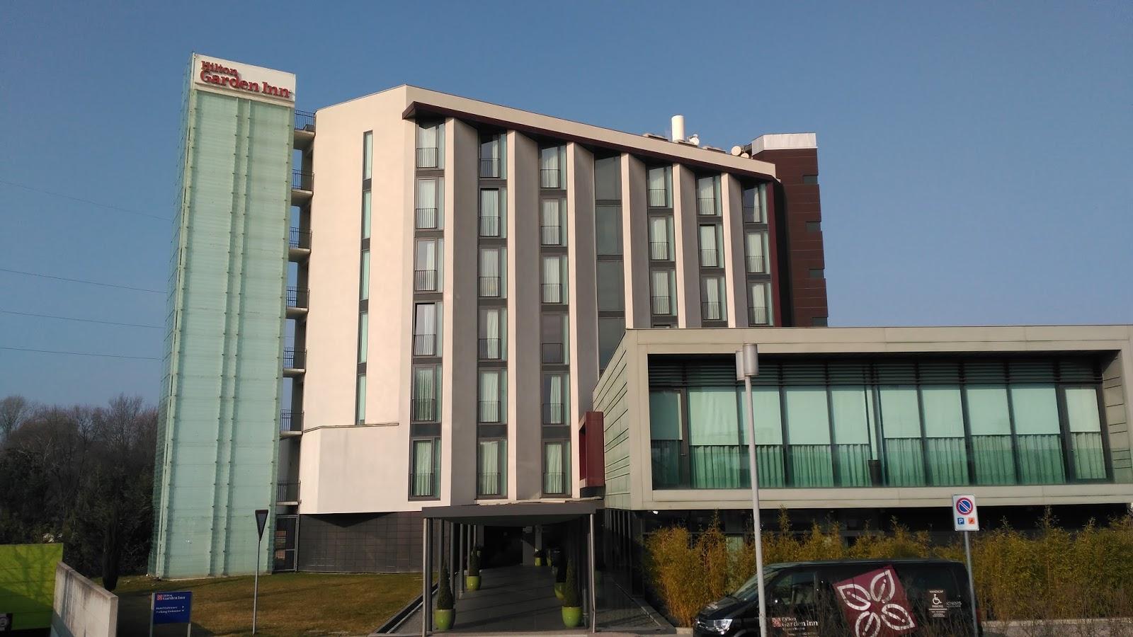 De lo bueno, lo mejor: HOTEL HILTON GARDEN INN VENECIA ...