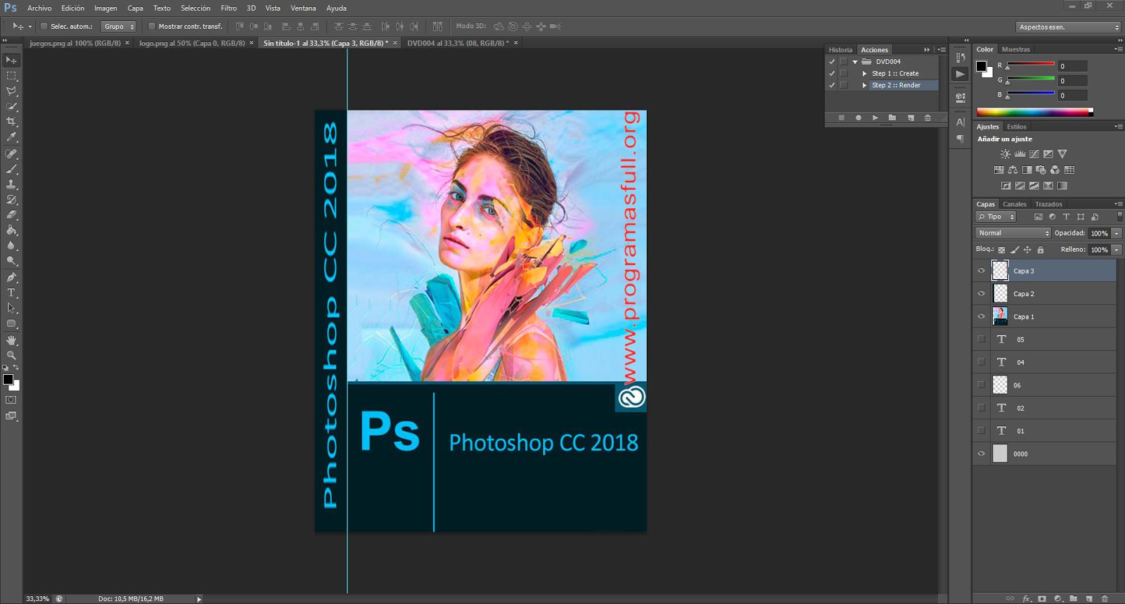 adobe photoshop cc 2018  link