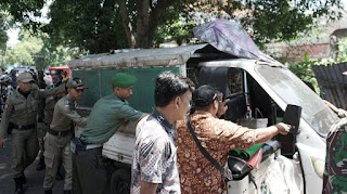 Bupati Lumajang Pastikan Tidak Ada Keterlibatan Pihak Lain Dalam Penertipan PKL