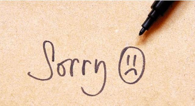 Sorry scusa in inglese chiedere scusa mariafeliciamagno blogger colorblockbyfelym