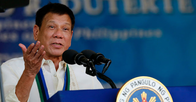 Pres. Rody Asean countries visit set on Sept 4 to 9