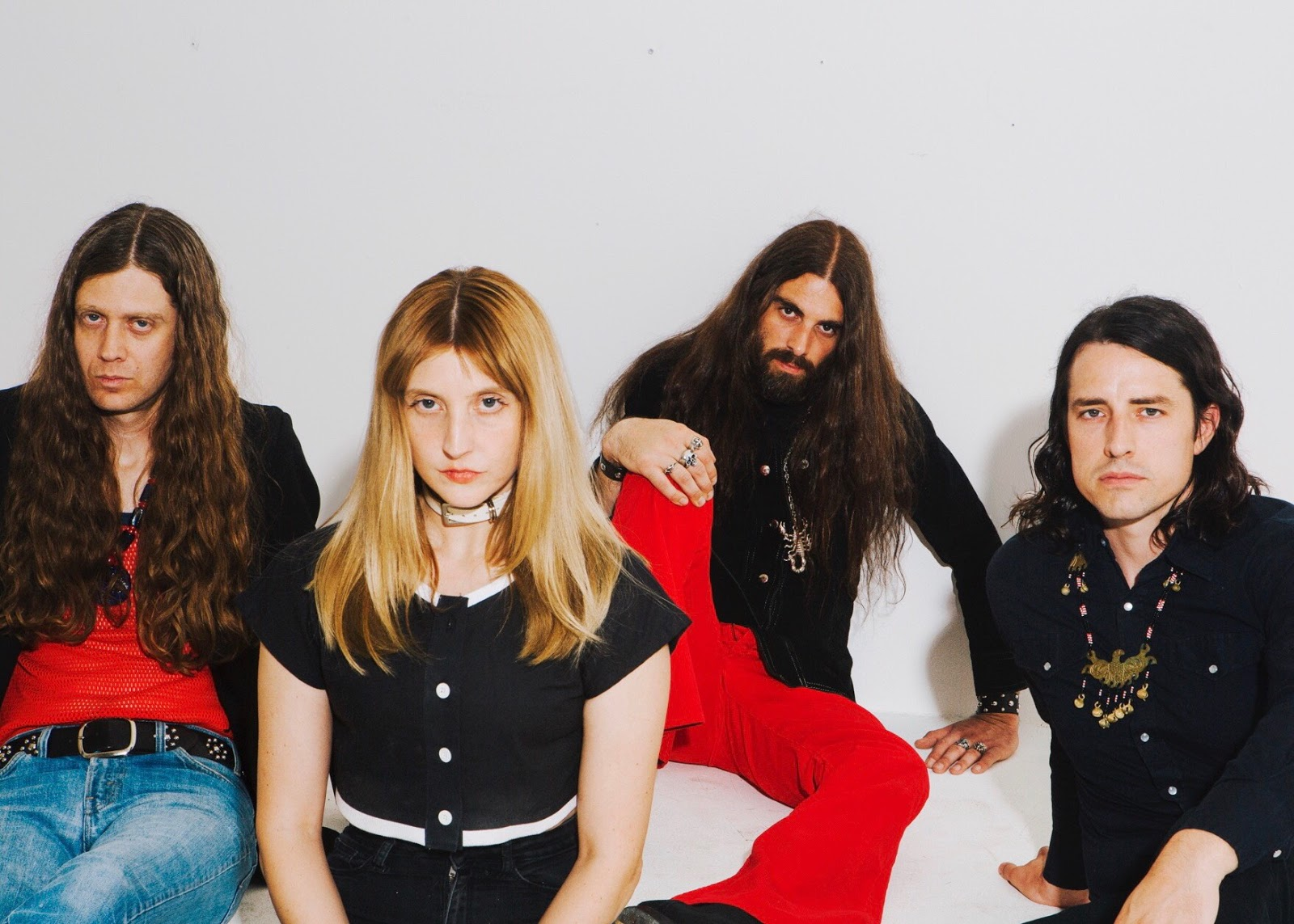 Electric Citizen announce new album Helltown, premiere first
