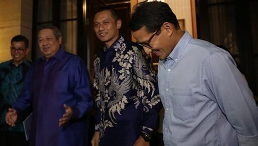 Kader Demokrat: Kami Sudah Tahu Max Sopacua Cs Tawarkan Kursi Ketum ke Sandi