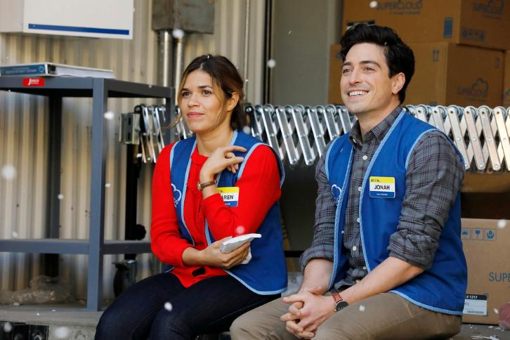 Superstore - Episode 2.14 - Super Hot Store - Promo, Promotional Photos & Press Release